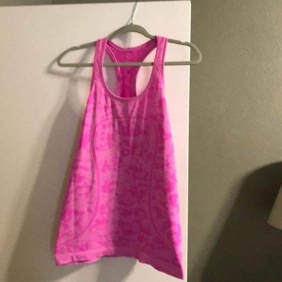 lululemon athletica Tops - Pink Lululemon tank